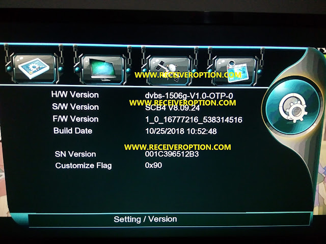 OPENBOX GENIUS PLUS HD RECEIVER POWERVU KEY NEW SOFTWARE BY USB