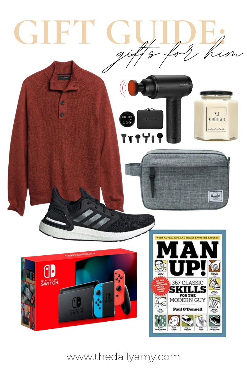 Christmas gift ideas for the men in your life