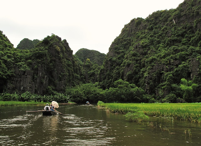 You must go to Ninh Binh once !