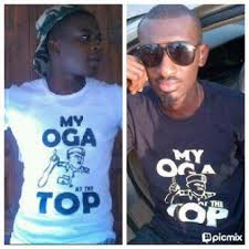 tp+2 - My Oga T-shirt is Out- Claim yours now! (Photo)