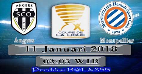 Prediksi Bola855 Angers vs Montpellier 11 Januari 2018