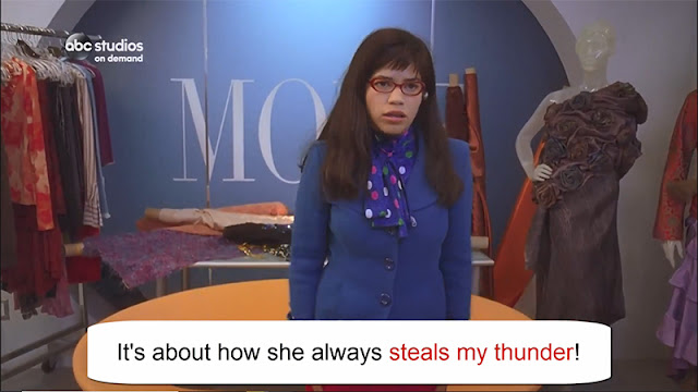 Idiom Steal My Thunder