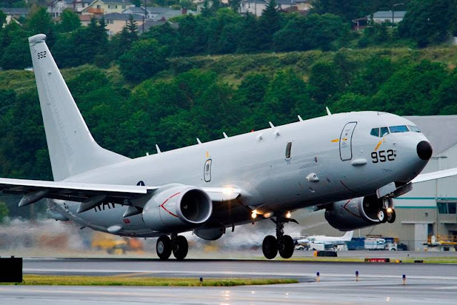 Boeing contract P8A Poseidon Germany