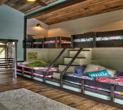 40 Modern Space Saving Bunk Bed Ideas For Your Bedrooms