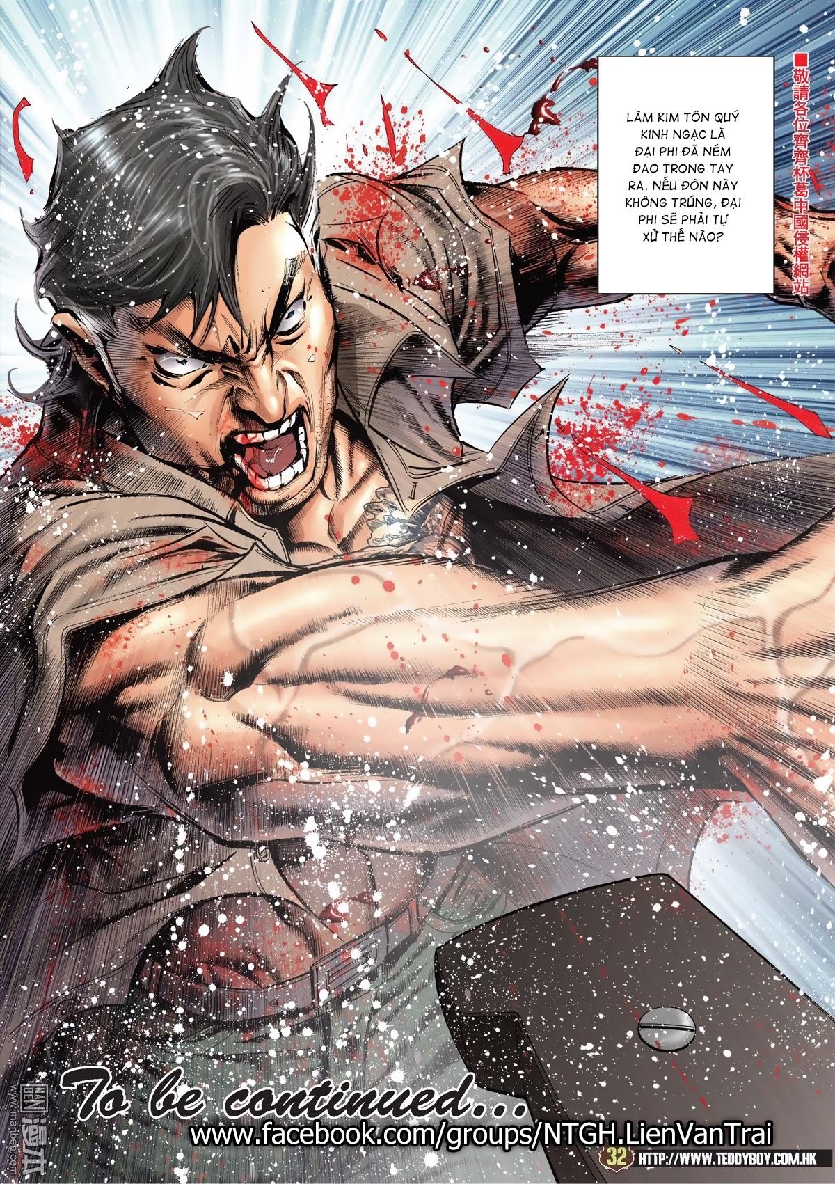 Người Trong Giang Hồ RAW Chương 2041 - NhoTruyen.Net