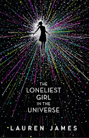 Vacation Reading List - The Loneliest Girl in the Universe by Lauren James