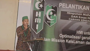 Kasus Tewasnya Yus Yunus, HMI Cabang Kendari minta Kapolda Papua siap mundur dari jabatan