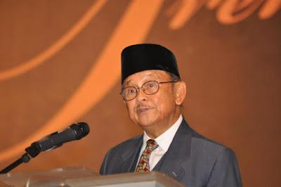Ex-Indonesian President Habibie Dies At 83