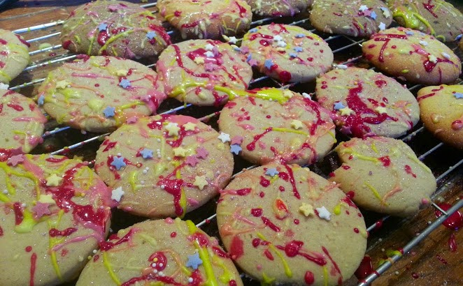 easy and quick bonfire night biscuit recipe