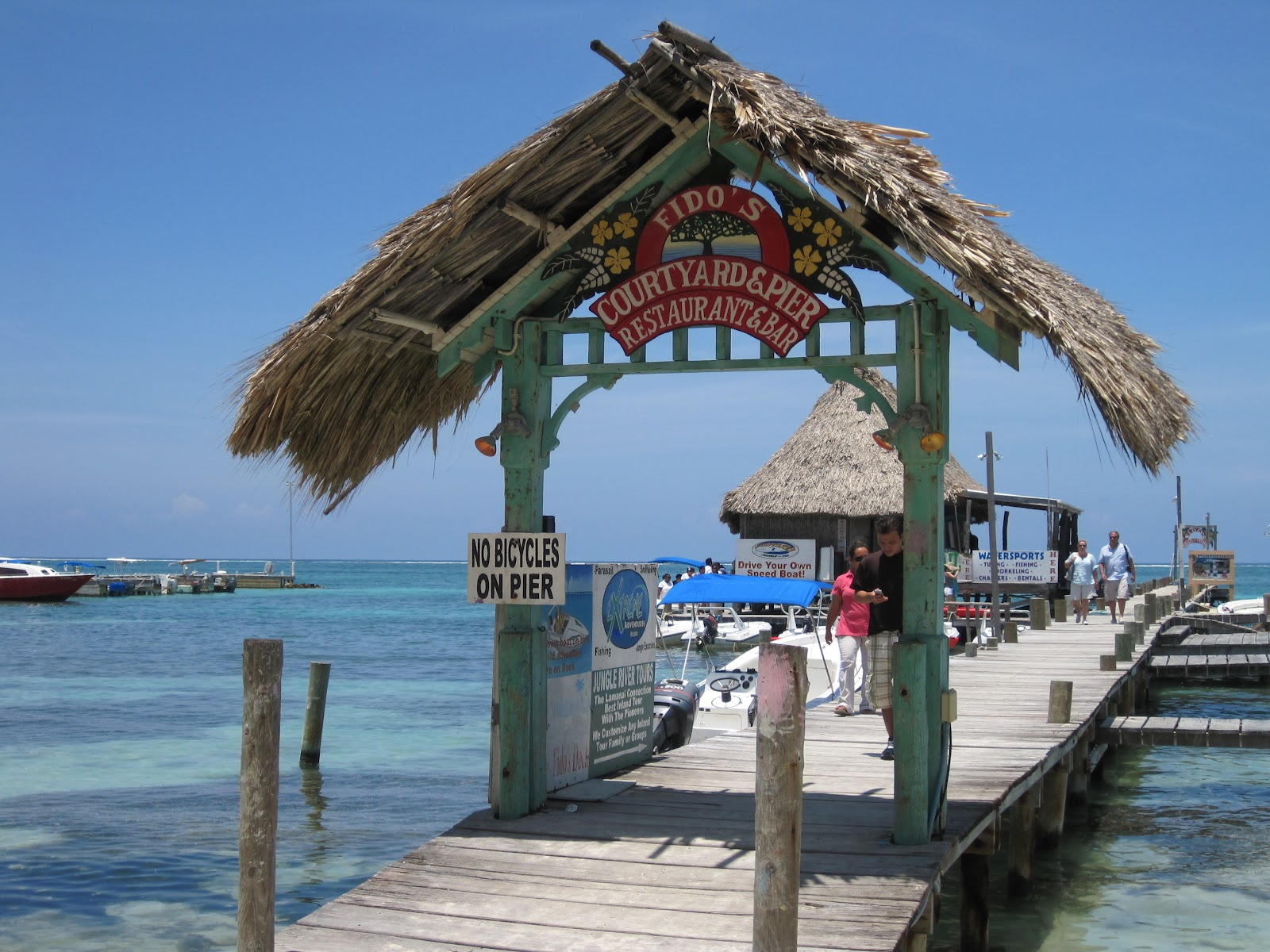 My Thanksgiving, My Year In San Pedro, Belize & Reasons to ...  |Fidos San Pedro Belize