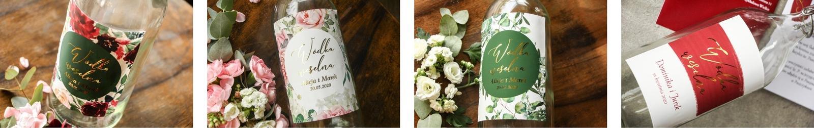 Nie wiesz ile alkoholu kupić wesele? Ile butelek wódki, wina, piwa i bimbru kupić na weselny stół? Podpowiem Ci, a także zdradzę gdzie kupić tanie i najładniejsze przywieszki oraz etykiety na wódkę weselną i butelki. Dodatki i zaproszenia weselne w stylu rustykalnym, glamour, ekologicznym, boho.