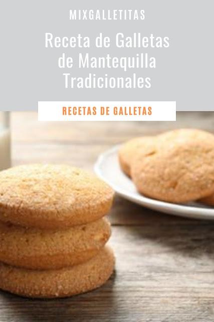 Cómo hacer galletas de mantequilla tradicionales