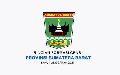 Formasi CPNS Provinsi Sumatera Barat Tahun 2021