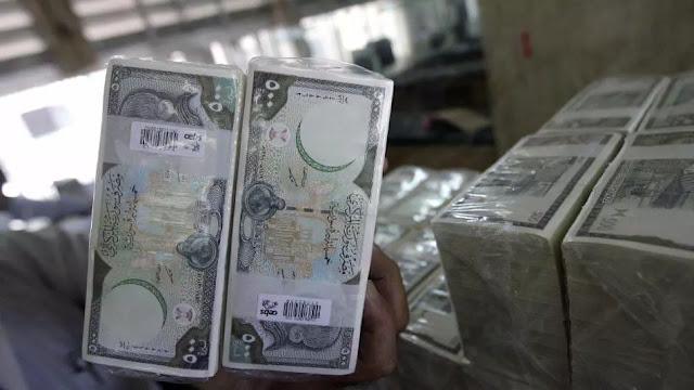 سعر صرف الليرة السورية مقابل العملات والذهب الأثنين 16/11/2020