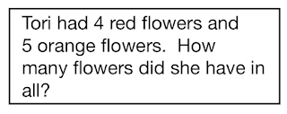 word problem example