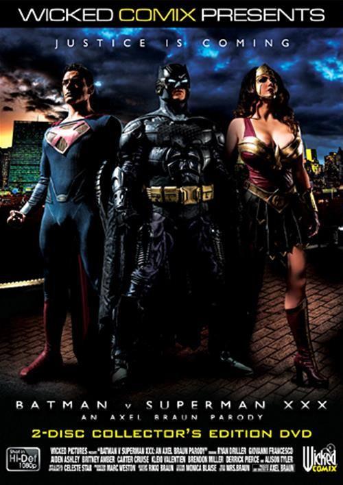 Batman V Superman XXX An Axel Braun Parody 2015
