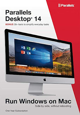 Parallels Desktop 14.1.4 Crack + License Key {Latest} 2020
