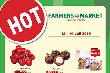 Katalog Farmers Promo Weekend JSM 19 - 21 Juli 2019