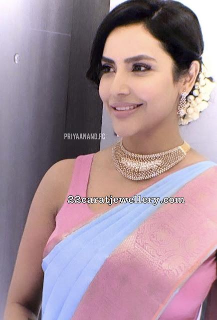 Priya Anand Classy Diamond Choker