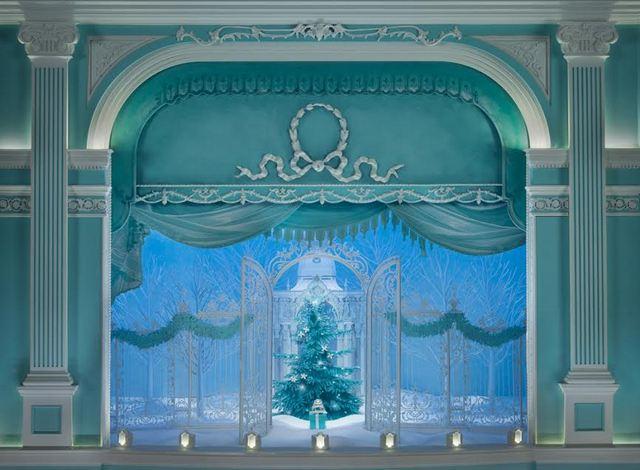 Blue Box ... o charme da Tiffany   Co. para o Natal... 6a7677b3d9