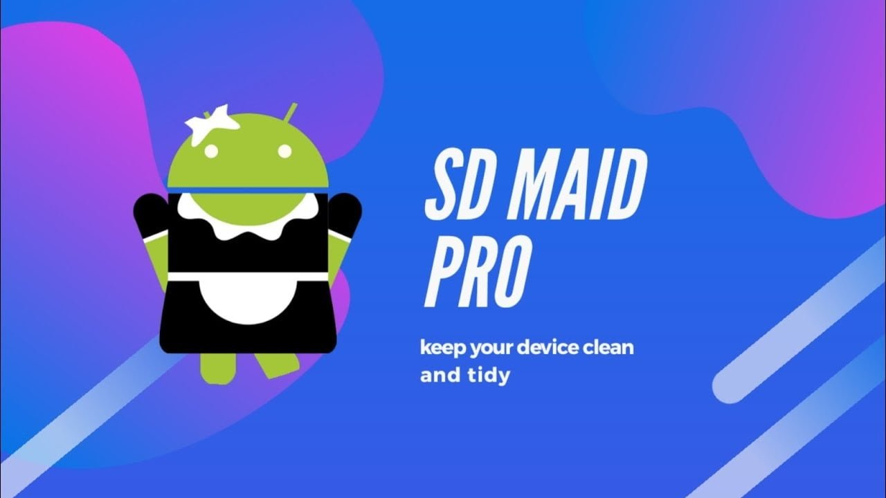 SD Maid Pro  هو أداة قوية لإدارة وتنظيف الملفات غير المرغوب فيها.