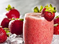 Olahan Strawberry untuk Kulit Cantik dan Tubuh Langsing