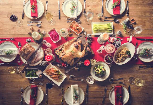 Tips for Organising the Best Christmas Dinner Party Ever