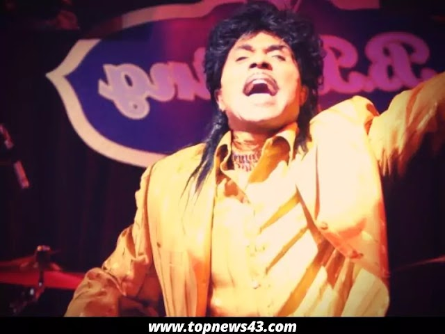Little Richard - Flamboyant Wild Man Of Rock-N-Roll Dies 87