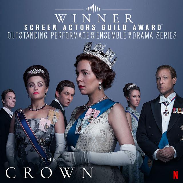 Habrá sexta temporada de 'The Crown'