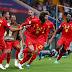 En un partidazo, Bélgica lo dió vuelta y pasó a cuartos tras ganarle a Japón en el minuto 94