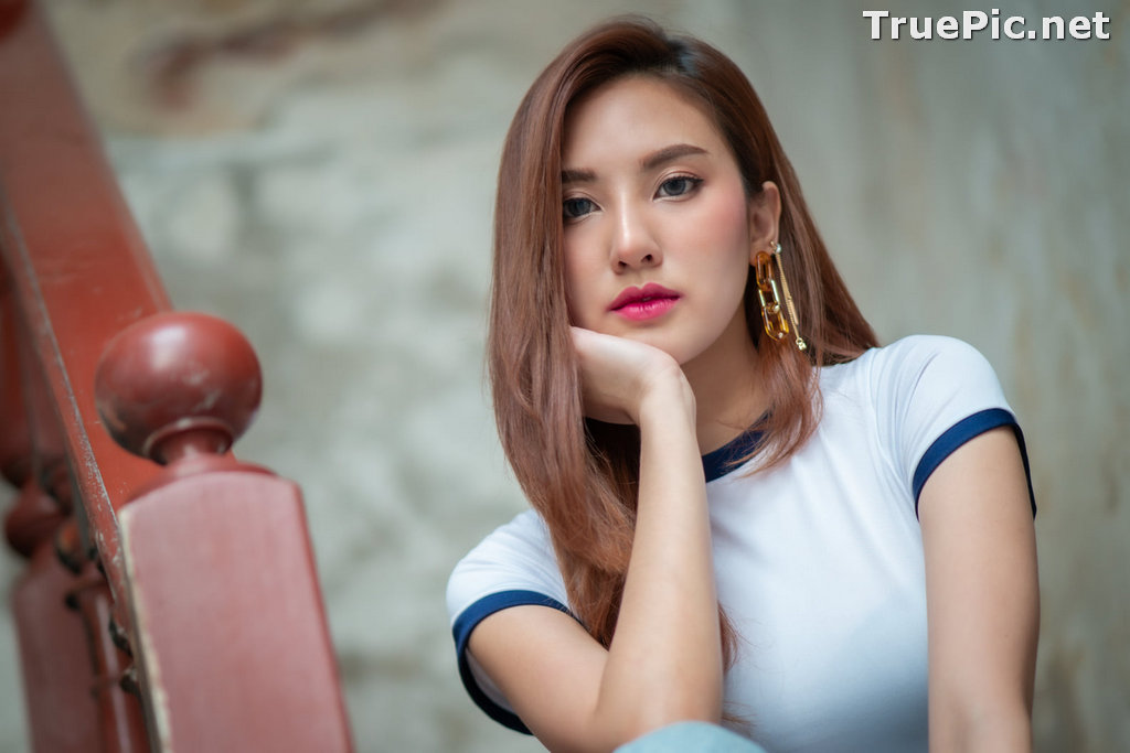 Image Thailand Model - Mynn Sriratampai (Mynn) - Beautiful Picture 2021 Collection - TruePic.net - Picture-35