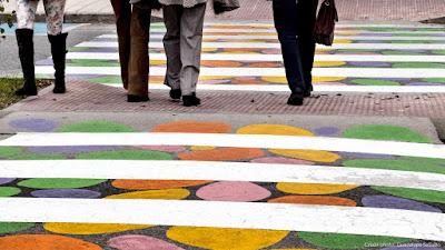 Green Pear Diaries, arte, pintura, arte urbano, Christo Guelov, Funny Cross