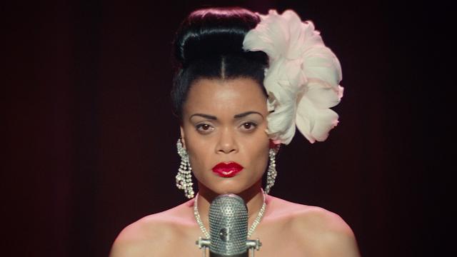Billie Holiday Une Affaire d'Etat,