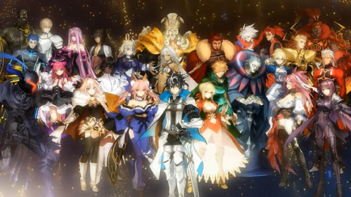 Fate/Extella Link Review & Gameplay