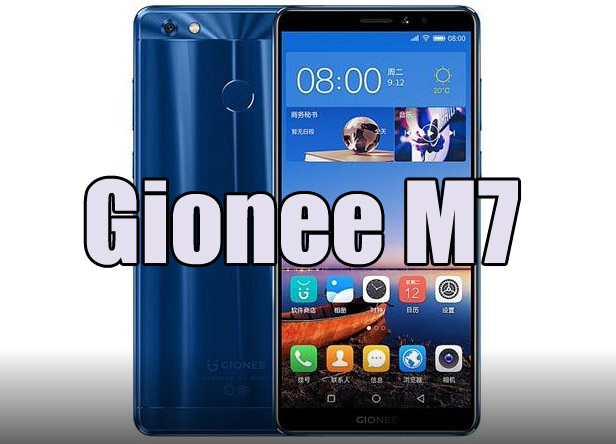 Gionee M7 Power T0065 Flash file