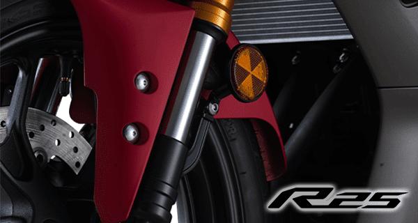 Yamaha-R25-fork