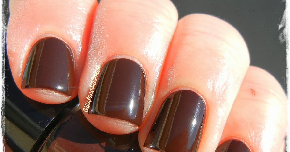 A Girl And Her Polish Indie Saturday Tough As Nails Lacquer The Baconian Method