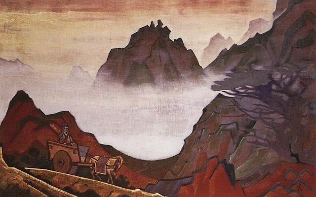 Николай Рерих - Конфуций Справедливый