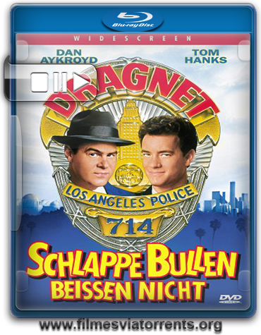 Dragnet - Desafiando o Perigo Torrent - BluRay Rip 720p e 1080p Legendado (1987)
