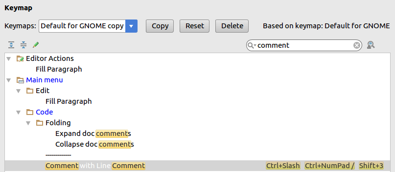 How to comment multiple lines in Pycharm