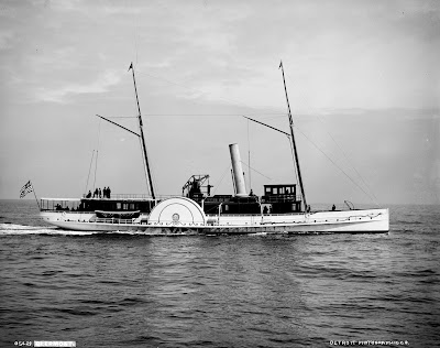 The Clermont Steamboat Robert Fulton