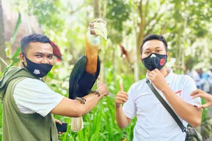 Gathering Di Kebun Binatang, Humas Polda NTB Dan Wartawan Tingkatkan Pariwisata Lombok