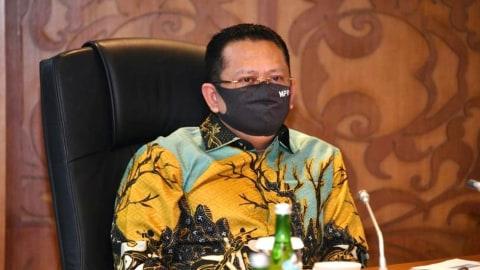 Kata Bamsoet Soal Pemenang Lelang Motor Jokowi Minta Perlindungan Polisi