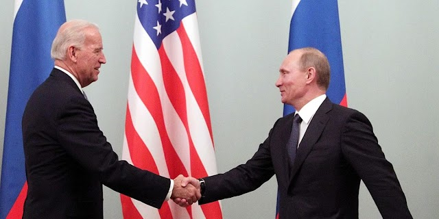 Putin said :' Russia Would be Ready to Hand Over Cyber Criminals to US if Washington make the same with us,'