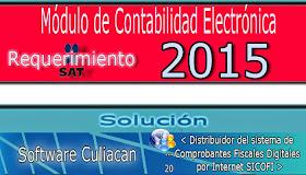 Factura Electrónica Para Culiacan Sinaloa Modulo De