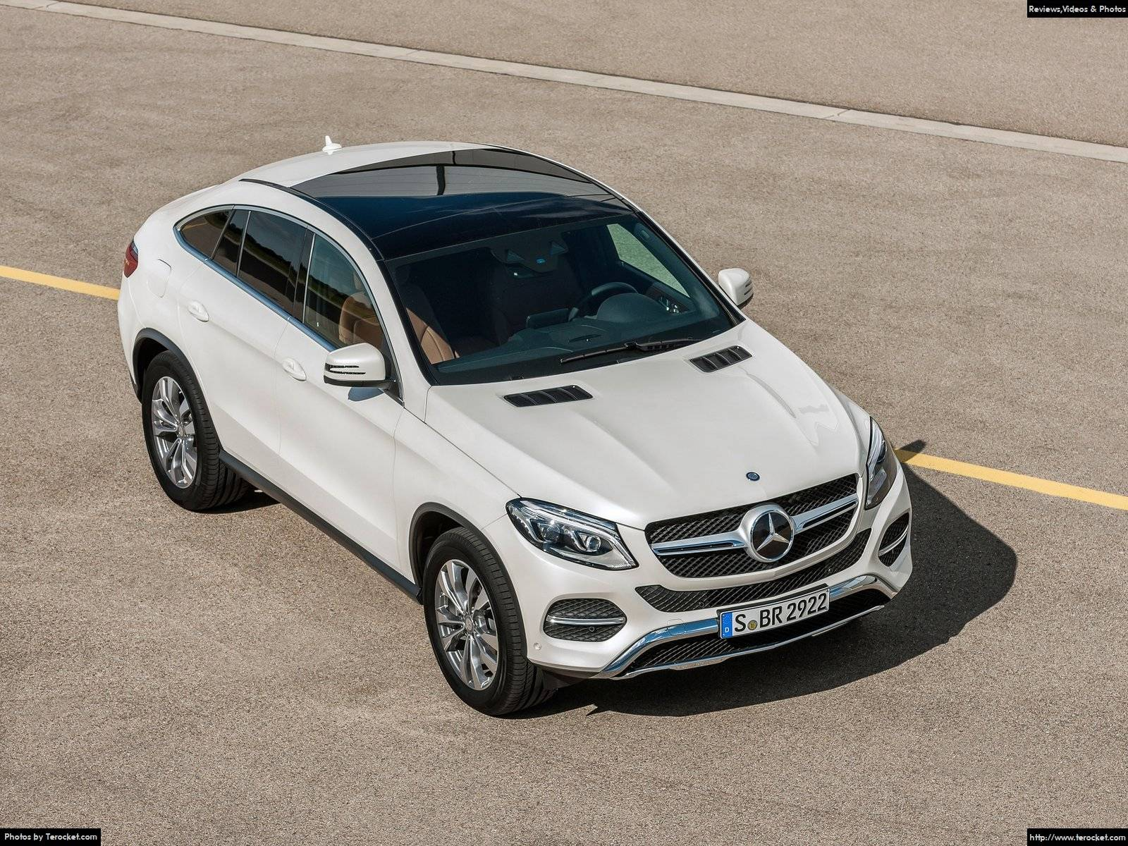 Hình ảnh xe ô tô Mercedes-Benz GLE Coupe 2016 & nội ngoại thất