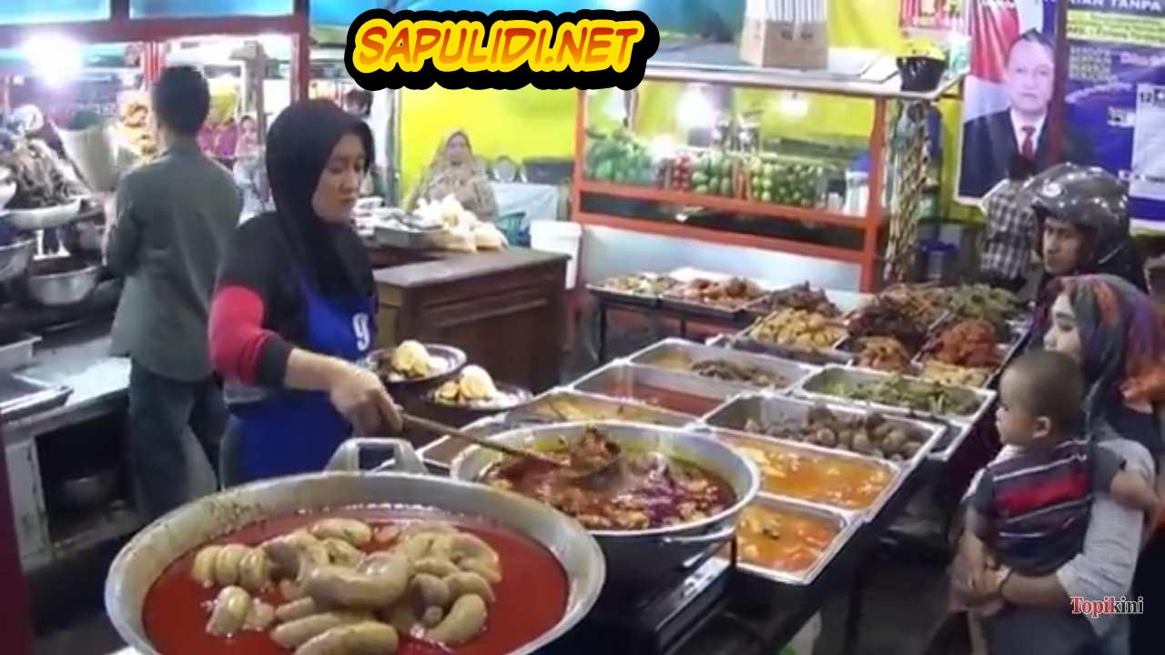 , Nikmatnya Jajan Makanan Tradisional Favorit Terkenal, GHOB BLOG