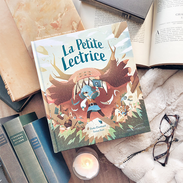 La petite lectrice - Gautier-Languereau