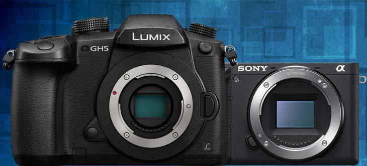 Сравнение Panasonic Lumix GH5 и Sony A6500