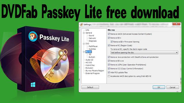 DVDFab+Passkey+Lite